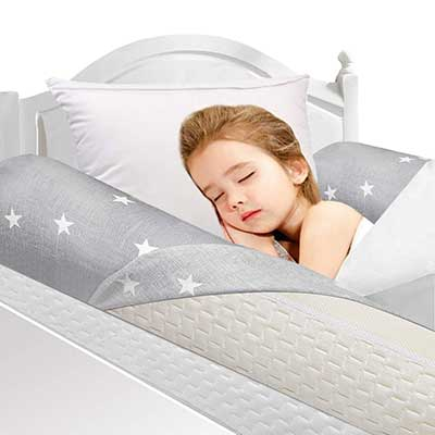 UBBCARE Memory Foam Toddlers Bed