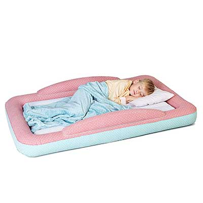 Toddler Travel Bed by Kenley