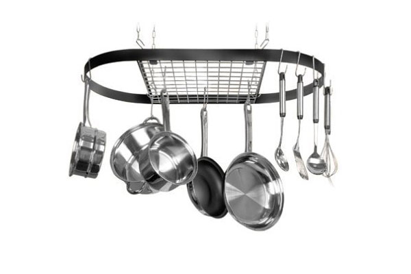 Oval-Pot-Rack 12021 (Kinetic-Classicor-Series)