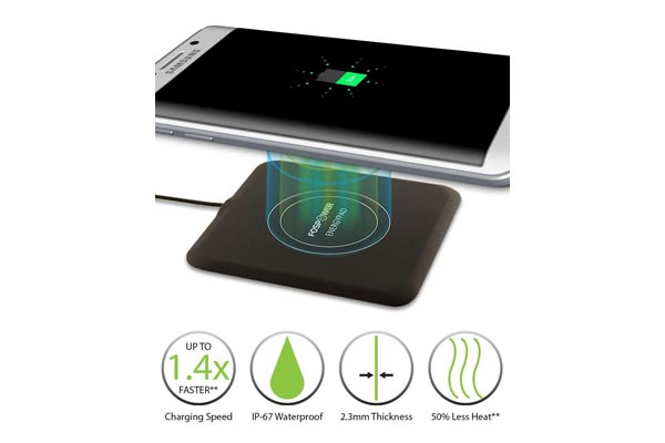 Wireless Charger, FosPower EnergyPad