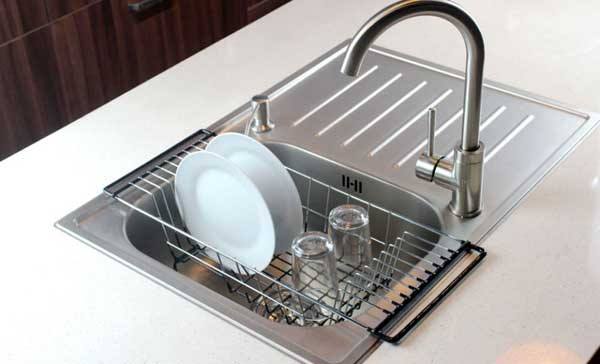 kitchen sink tray top 10 best dish drainers reviews 2946