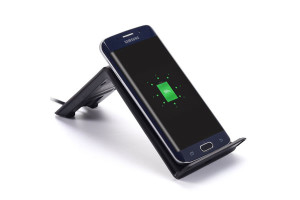 Itian Qi 3 Coils Wireless Charging Stand B6