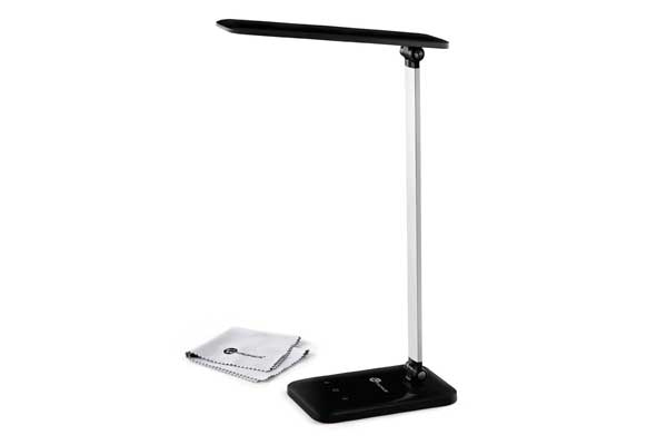 TaoTronics 6W Dimmable LED Desk Lamp