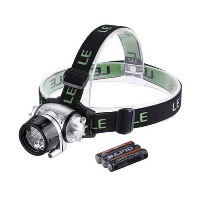 LE HEADLAMP LED LIGHT