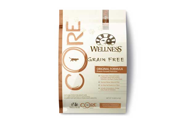 Wellness Core Dry Cat Food Carbohydrates