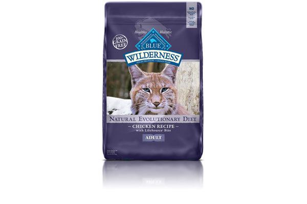 Blue Buffalo Wilderness Dry Adult Cat Food