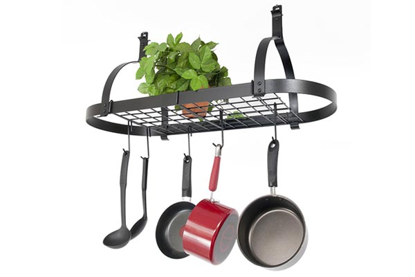 Rack-It-Up Oval Ceiling-Pot-Rack