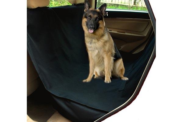 Hammock Pet Seat Cover from NAC&ZAC