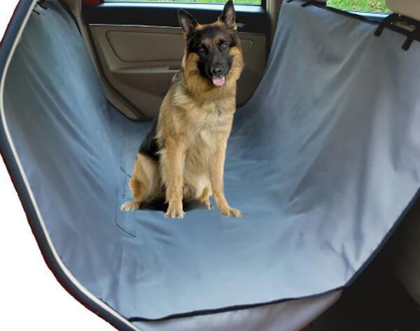 X-Large Hammock Dog Seat Cover by NAC&ZAC
