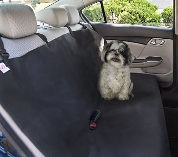 Waterproof Dog Seat Cover by Go Buddy