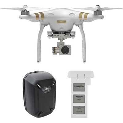 DJI Phantom 3 Professional Quadcopter with 4K Camera