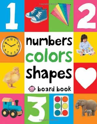 Numbers Colors Shapes: First 100