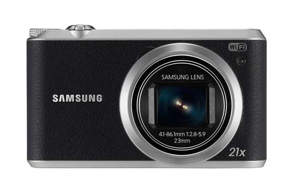 Samsung EC-WB350FBPBUS 16.3Digital Camera