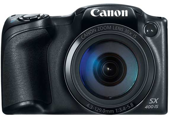 Canon PowerShot SX400 Digital Camera