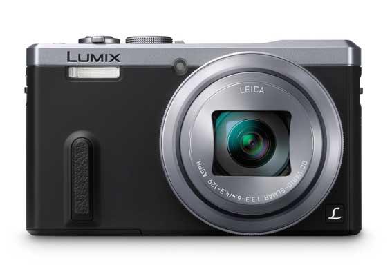 Panasonic Digital Camera DMC-ZS40S with 3.0-Inch LCD