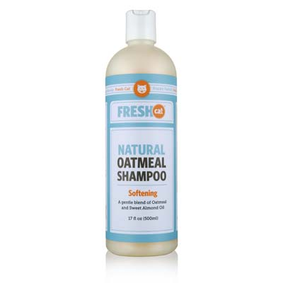 Fresh Cat Oatmeal Shampoo, 17 oz