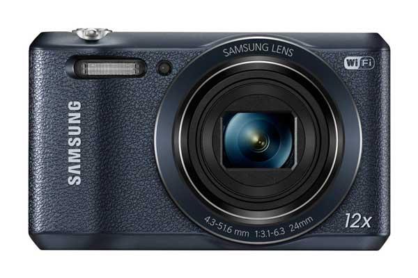 Samsung WB35F 16.2MP Smart WiFi & NFC Digital Camera