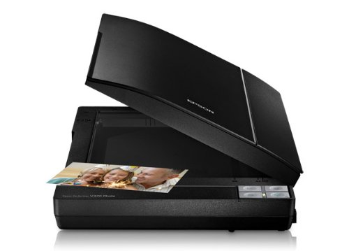 Epson V370 Perfection Film, Image, Negative, Color Photo & Document Scanner plus a scan-to-cloud & (4800 x 9600 dpi) (B11B207221)