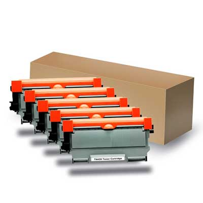 Compatible Replacement Laser Toner Cartridge for TN450/TN420