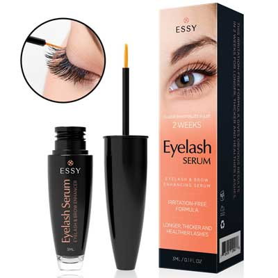 ae6145c5b90 Eyelash Growth Serum for Lash and Brow Irritation Free Formula