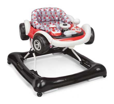 Delta Children Lil? Drive Baby Activity Walker