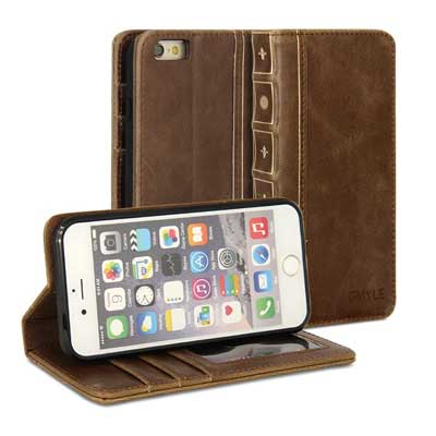 GMYLE Wallet Book Case