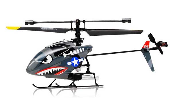 Hero RC H911 iRocket 2.4GHZ 4 Channel Ready to Fly Fixed Pitch Helicopter