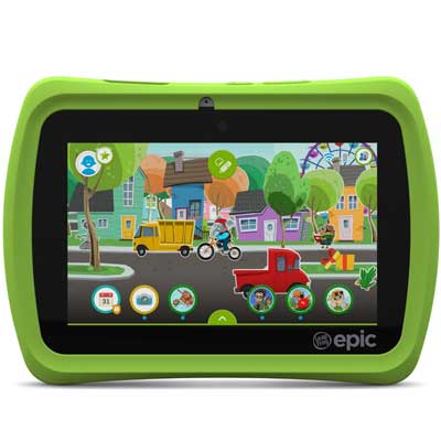 "LeapFrog Epic 7"" Android-based Kids Tablet"