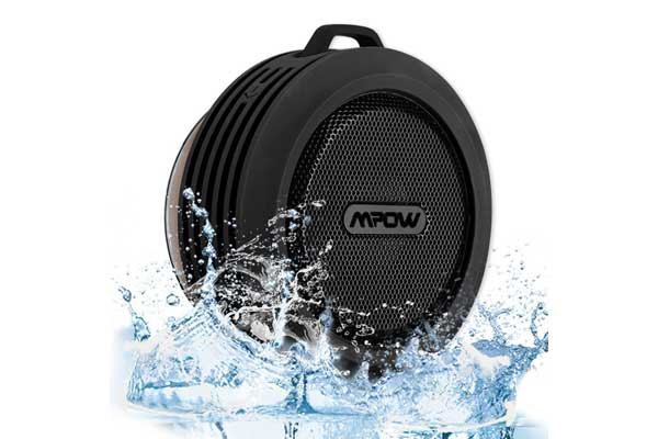 Mpow Buckler Waterproof Speaker Bluetooth Wireless with Calling & Mic Function