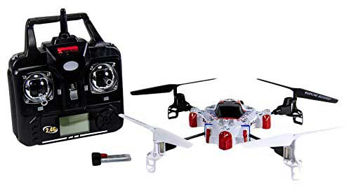 SYMA X1 4 Channel 2.4G RC Quad Copter, Spacecraft