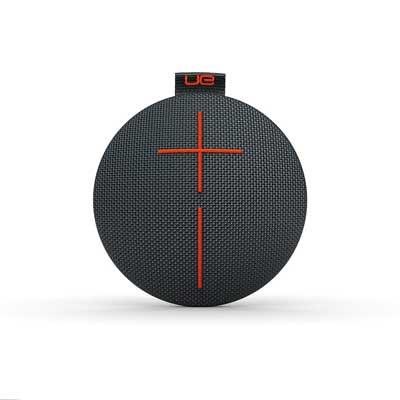UE ROLL II Volcano Wireless of Portable Bluetooth Speaker