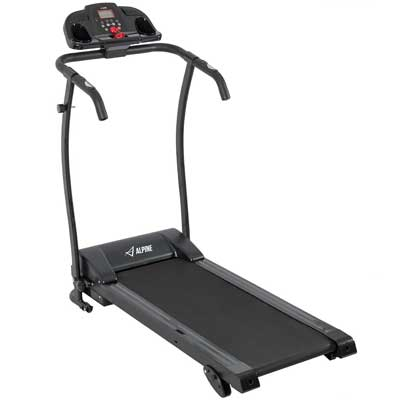 Akonza 1.7HP Folding Electric Treadmill
