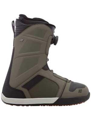 K2 Men?s RAIDER snowboarding boots