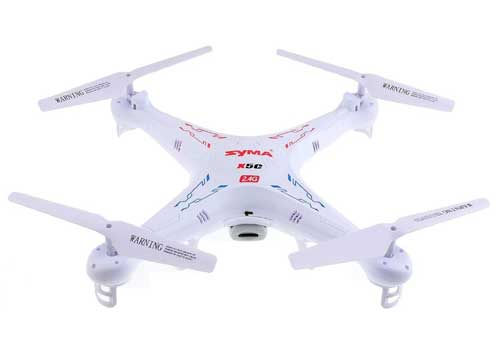 Syma X5C Quadcopter