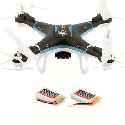 QCopter QC1 Drone Quadcopter