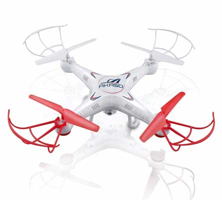 Akanso X5C 4CH Quad copter