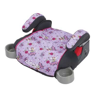 Graco Backless Turbooster Car Seat