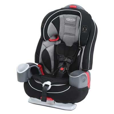 Nautilus 65 LX 3-in-1 Car Seat