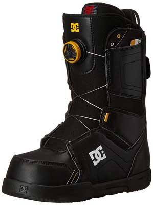 DC Men?s Scout Snowboard Boots