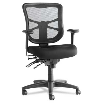 Alera Elusion Mesh Mid-Back Multifunction Chair
