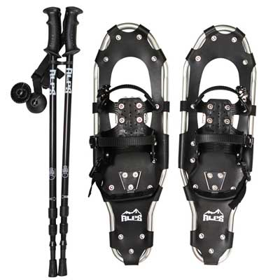 ALPS Performance Snowshoes with Pair Antishock Snowshoes