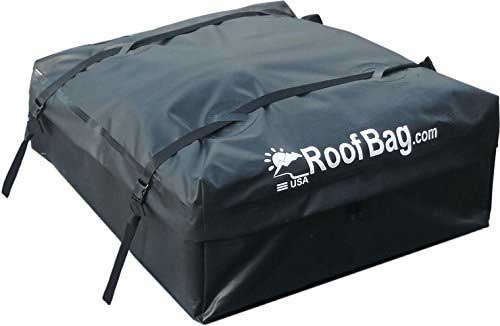 RoofBag Waterproof Soft Car Top Carrier