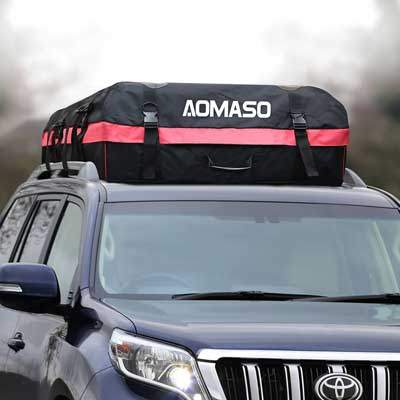 Top 10 Best Rooftop Cargo Carriers Bag in 2020 Reviews