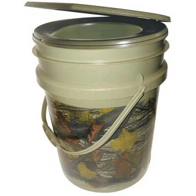 Reliance Products Hunter's Loo Portable Camouflage Toilet