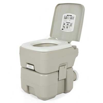 Best Choice Products Outdoor Portable Toilet