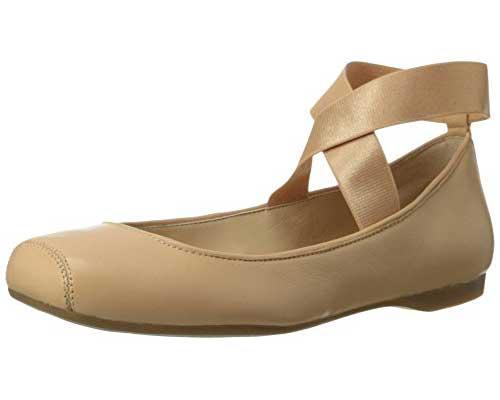 Jessica Simpson Women's Mandalaye Rubber Ballet Flat