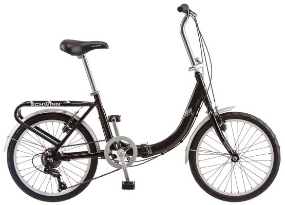 Schwinn 20'' Loop Folding Bike