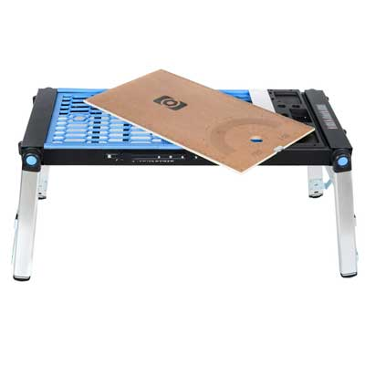 HICO UWIS02 Multi-Function Portable Folding Work Table