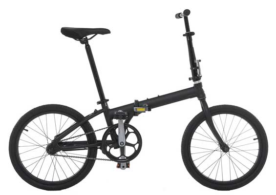 Vilano Urbana Folding Bike- Single Speed