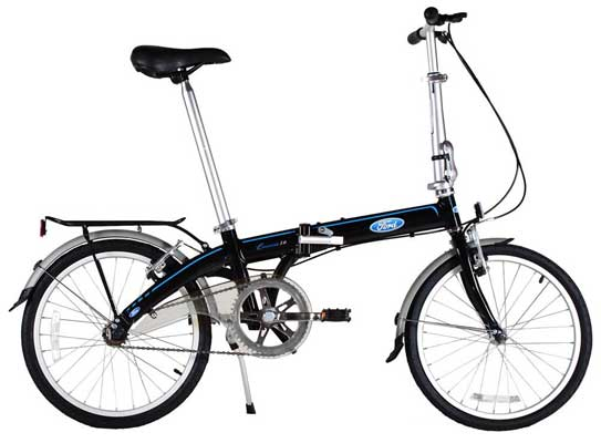 Ford Convertible Single Speed Bicycle